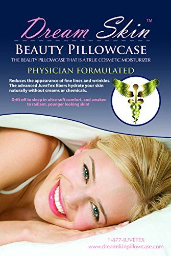 Dreamskin Pillowcase Cool Amazon  Dreamskin Antiaging Beauty Silk Soft Facial Pillowcase Inspiration Design