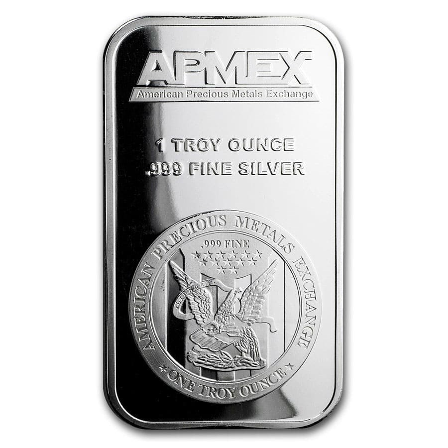 should i buy silver bars or coins