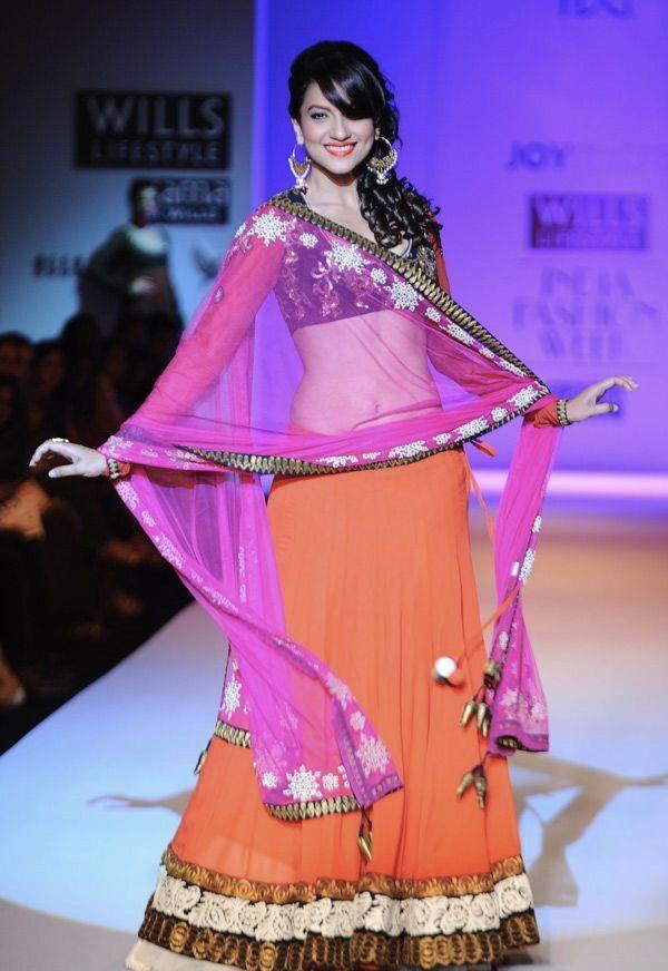 Wills Lifestyle India Fashion Week Fall/Winter 2013: Day 3