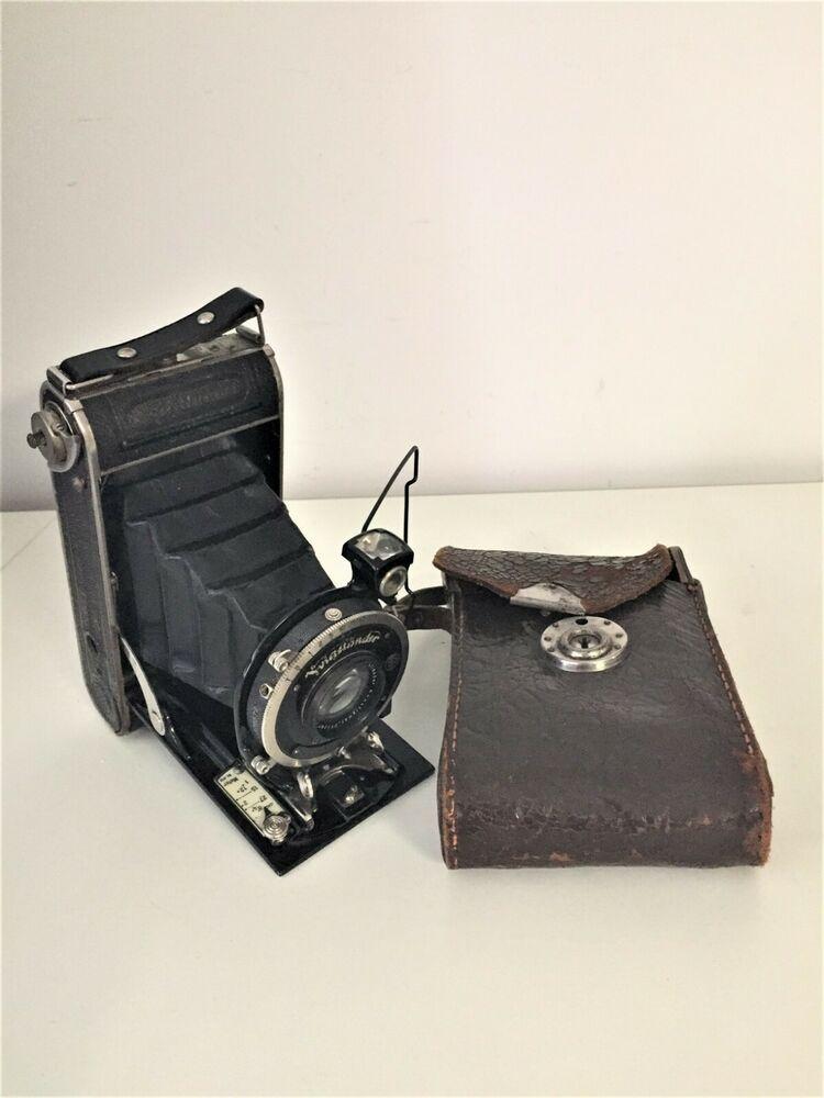 Ebay Sponsored Voigtlander Compur Anastigmat Skopar Original