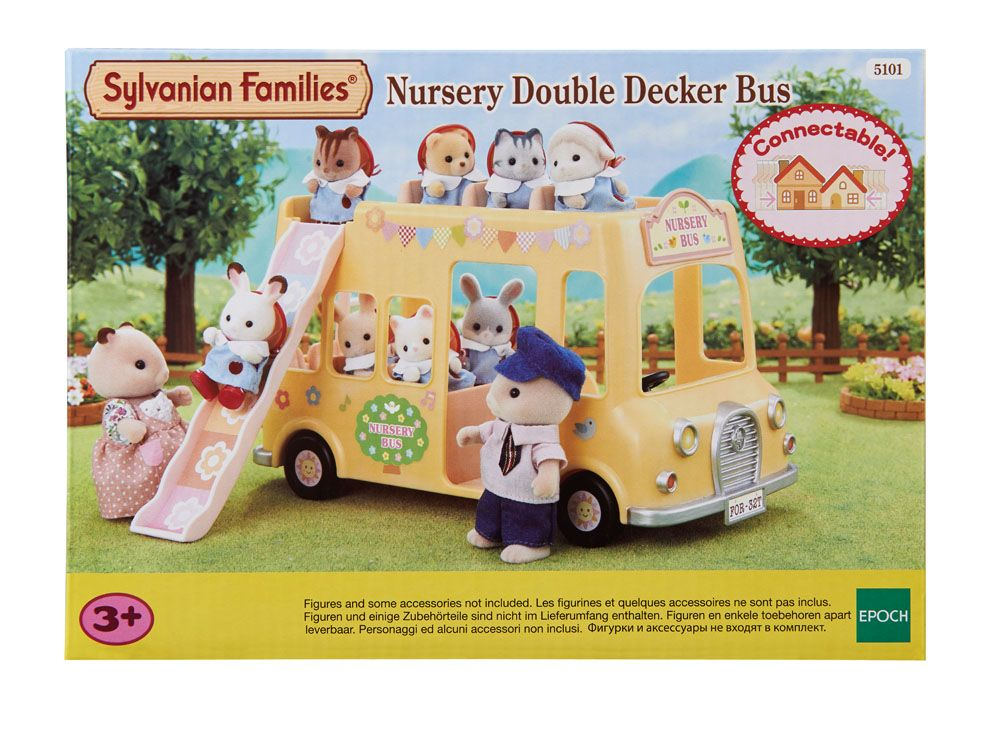 Dolls, Clothing & Accessories Sylvanian Families Baby Sets Full Range Choose Your Set Brand New In Box