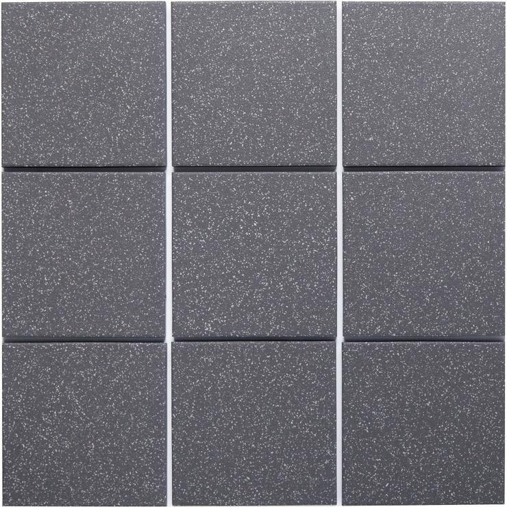 Grey Speckled Matt Wall Floor Tile 100 X 100 Mm Anne
