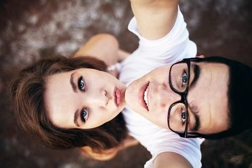 Adorable Self Portrait Couple Pose 7 Mannerisms To Be Aware Of On A Date