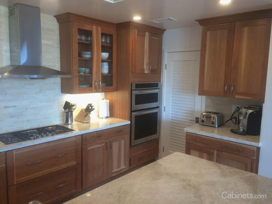 43+ Cherry shaker kitchen cabinets diy