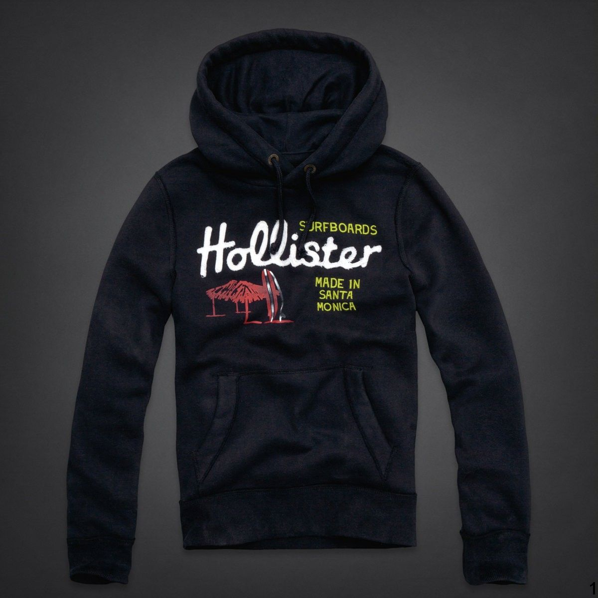 Black t shirts hollister - Hollister Mens Hoodies Sapphire Hco002
