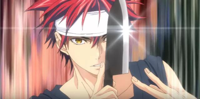 Warner Bros. Streams Shokugeki no Soma anime season 4