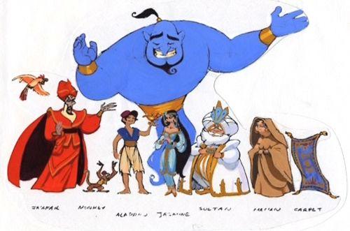100 Da Vinci Ideas Disney Art Disney Drawings Disney Aladdin