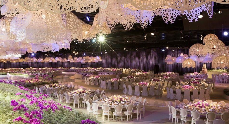 Magnificent Wedding Decor By Design Lab Event Digest Naija