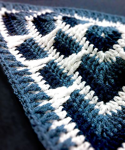 Free Crochet Pattern Pretty Color Idea For Larksfoot 12 Granny