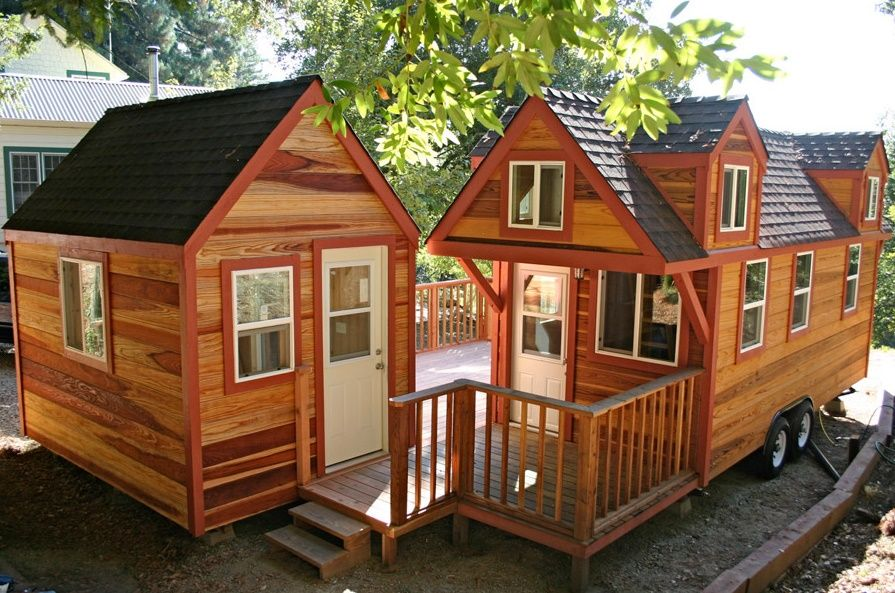 Brilliant 10 Best Images About Tiny Houses On Pinterest Backyard Retreat Largest Home Design Picture Inspirations Pitcheantrous