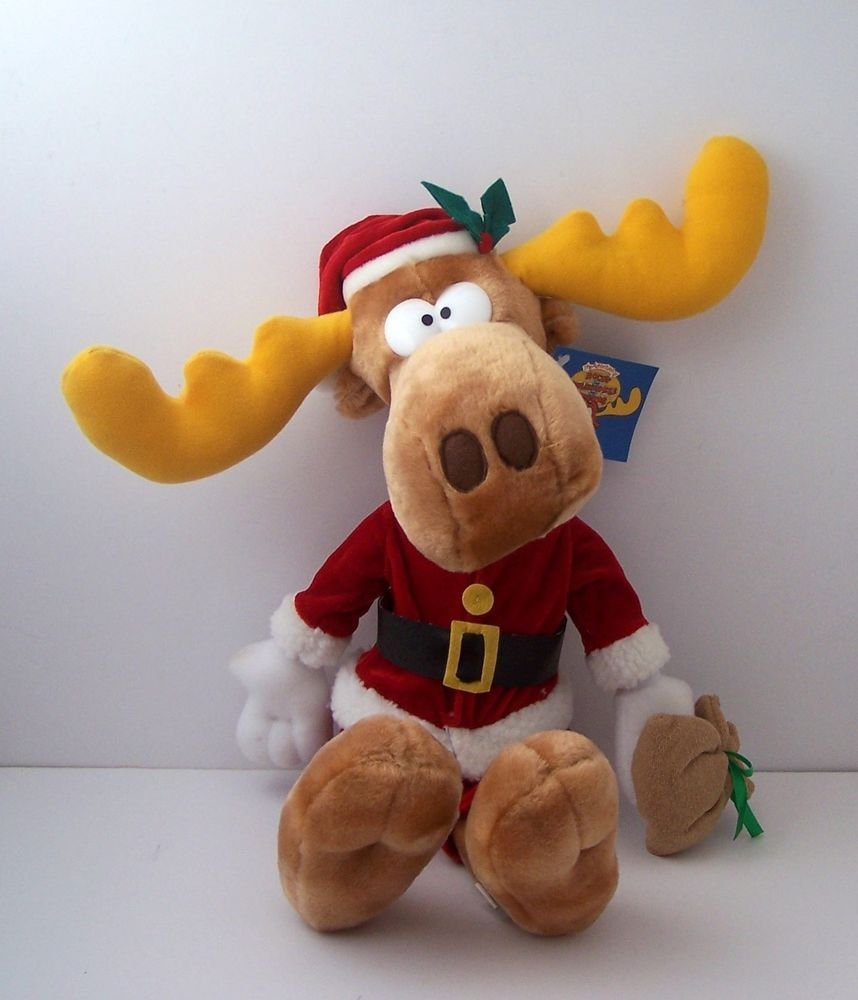 Rocky and bullwinkle christmas images