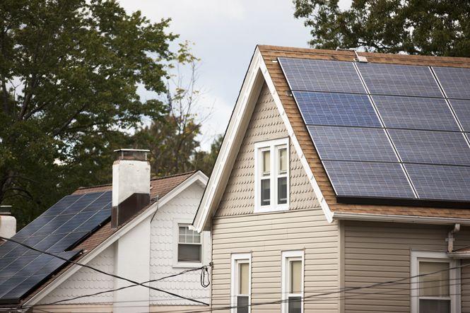 Solar Panels And The Sun Vivint Solar Solar Solar Installation