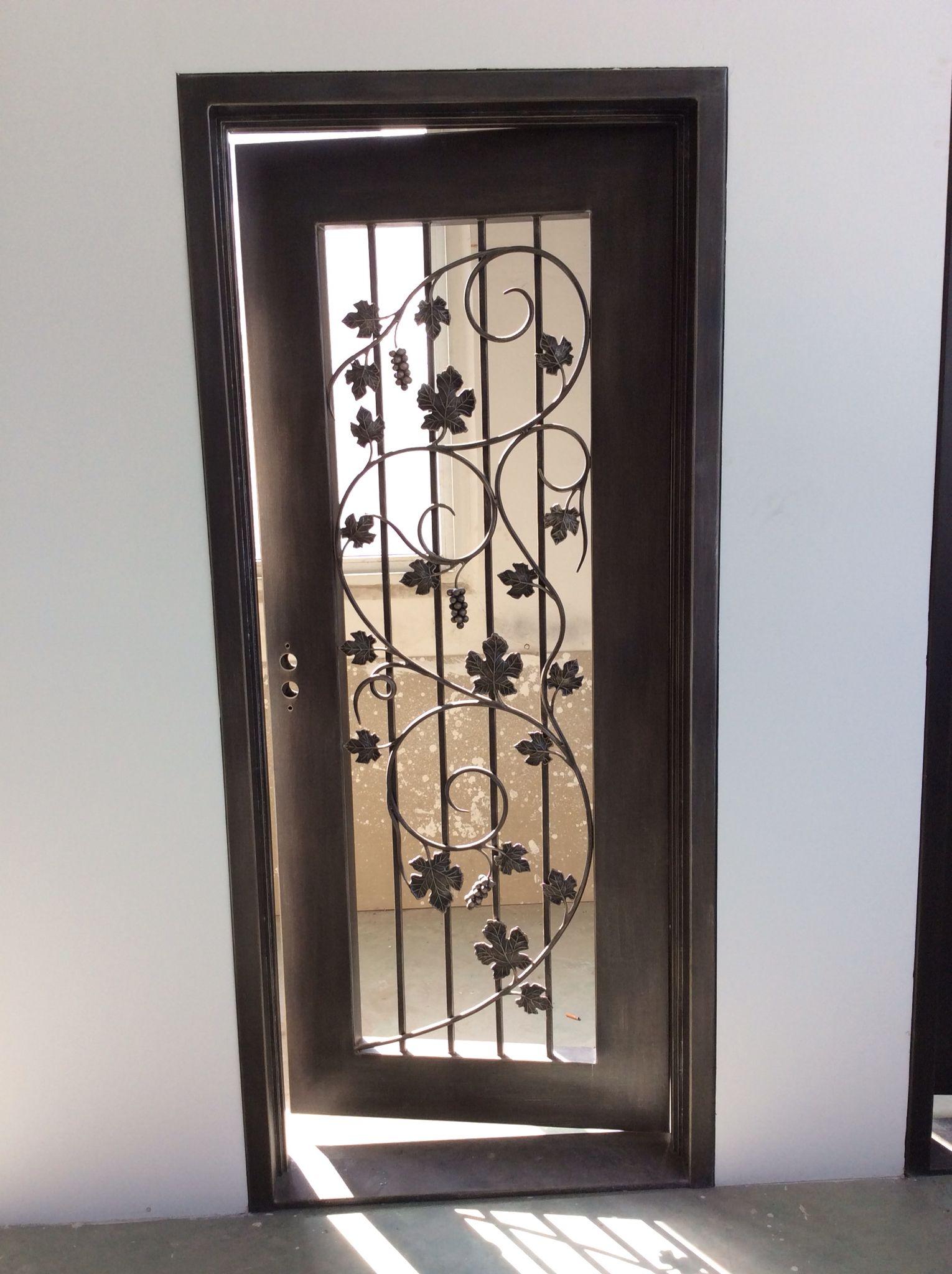 Pin By Mdm Barn Doors On Wrought Iron Iron Doors Iron Home