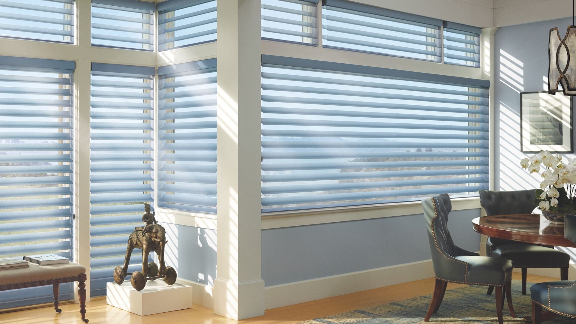 Silhouette Window Shadings At Blinds Ultrasonic Cleaning Repair In West Palm Beach Fl