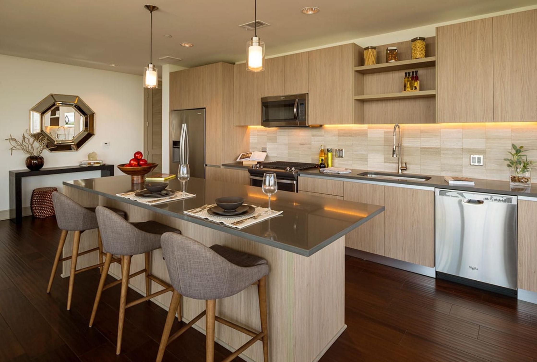 Beautiful Kitchen Design Thesouthmoreapartments Dreamkitchen Bgtis Bgtinteriorsolutions Houston Apartment Luxury Apartments Luxury Interior