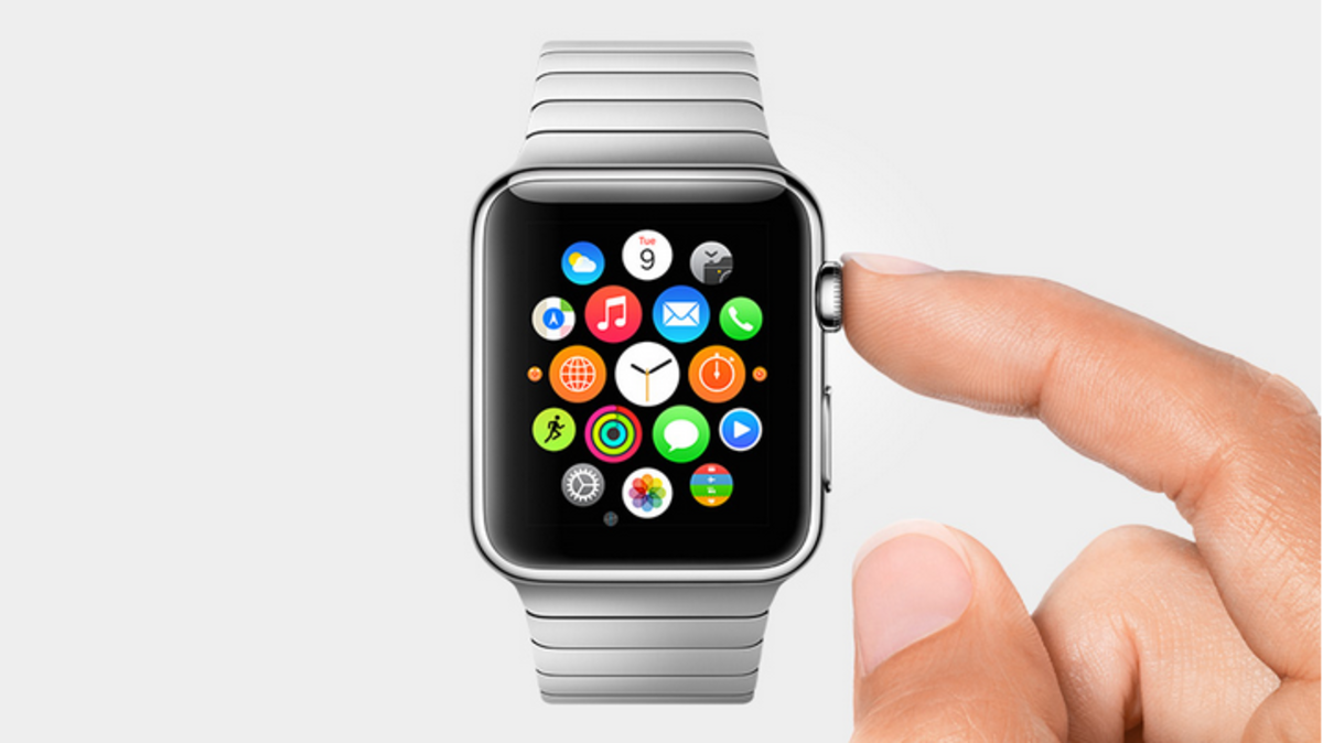 Apple Watch announced available for 349 early next year