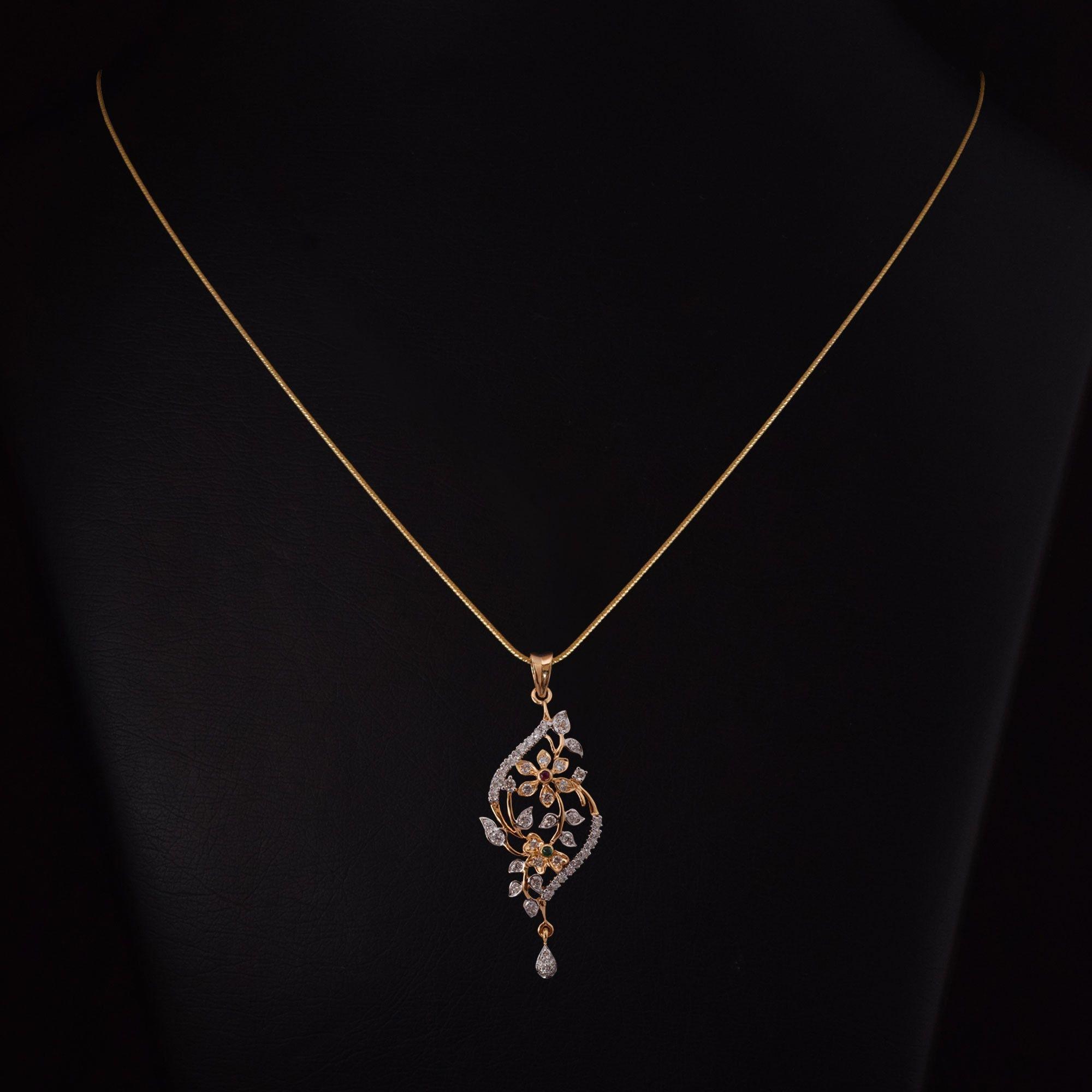 Pendents pintrest pinterest indian wear diamond pendant and