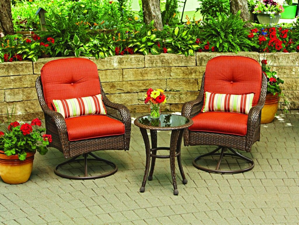 Better Homes and Gardens Patio Furniture Replacement Cushions ...
