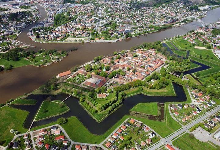 Fredrikstad, Holanda.
