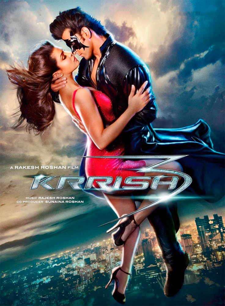 Krrish 3 2013 Online Completa Con Subtitulos Español Hindi Movies Krrish Movie Krrish 3