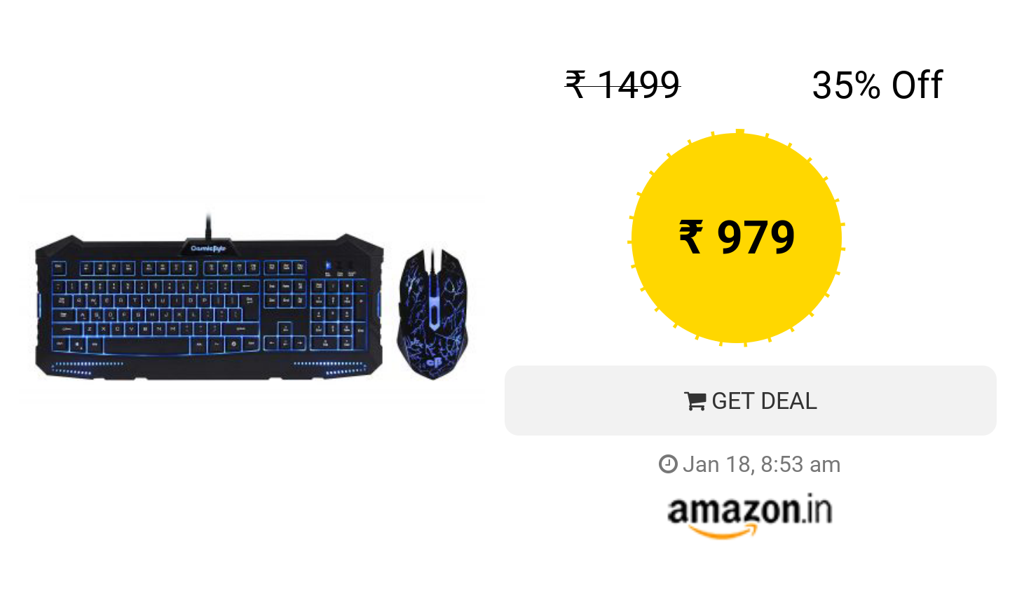 deb6c2f81d5 Cosmic Byte Dark Matter Gaming Keyboard and Mouse Combo