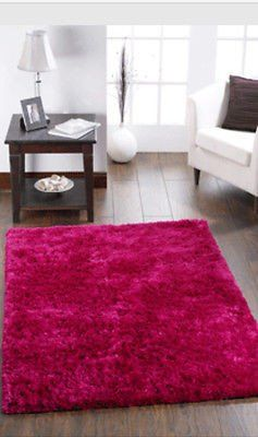 Origins Shimmer Glamour Rug Silky Shine Shaggy Sparkle Pink Variou Collections