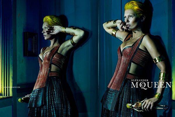 - Alexander Mc Queen Spring/Summer 2014 from Fashion Freaks