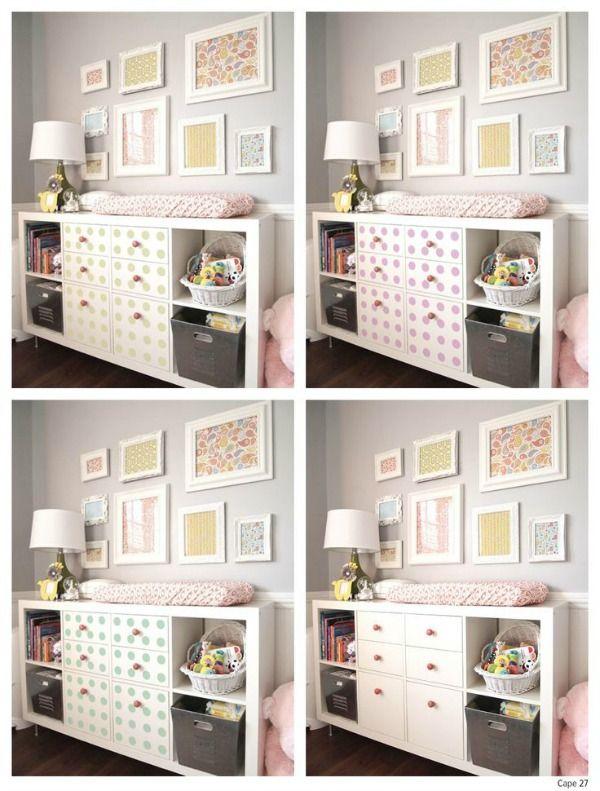 Ideas para personalizar una estantería  Ikea, Estanterías y estantería Kallax