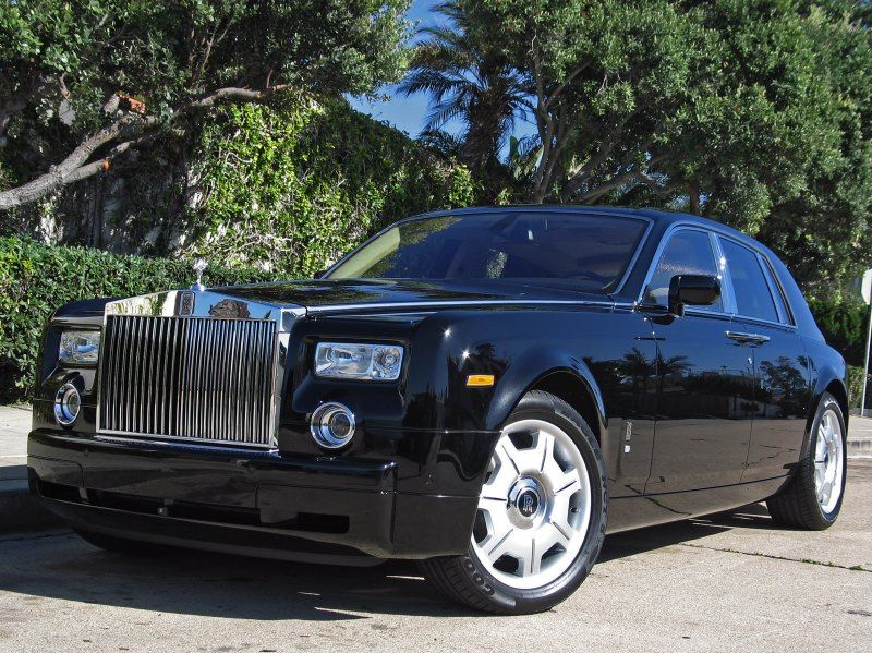 2007 Rolls-Royce Phantom Luxury Sedan