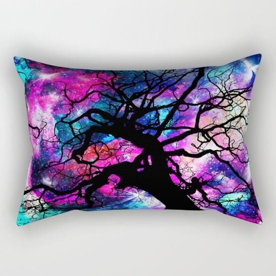 Buy Starfield Tree Rectangular Pillow by Augustinet. Worldwide shipping available at Society6.com. Just one of millions of high quality products available.
