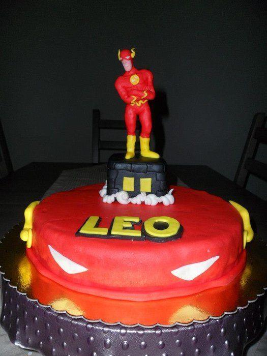 Flash Cake Felixs 10th Birthday Pinterest 10th Birthday