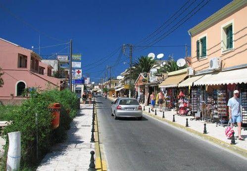 Sidari Corfu 2012