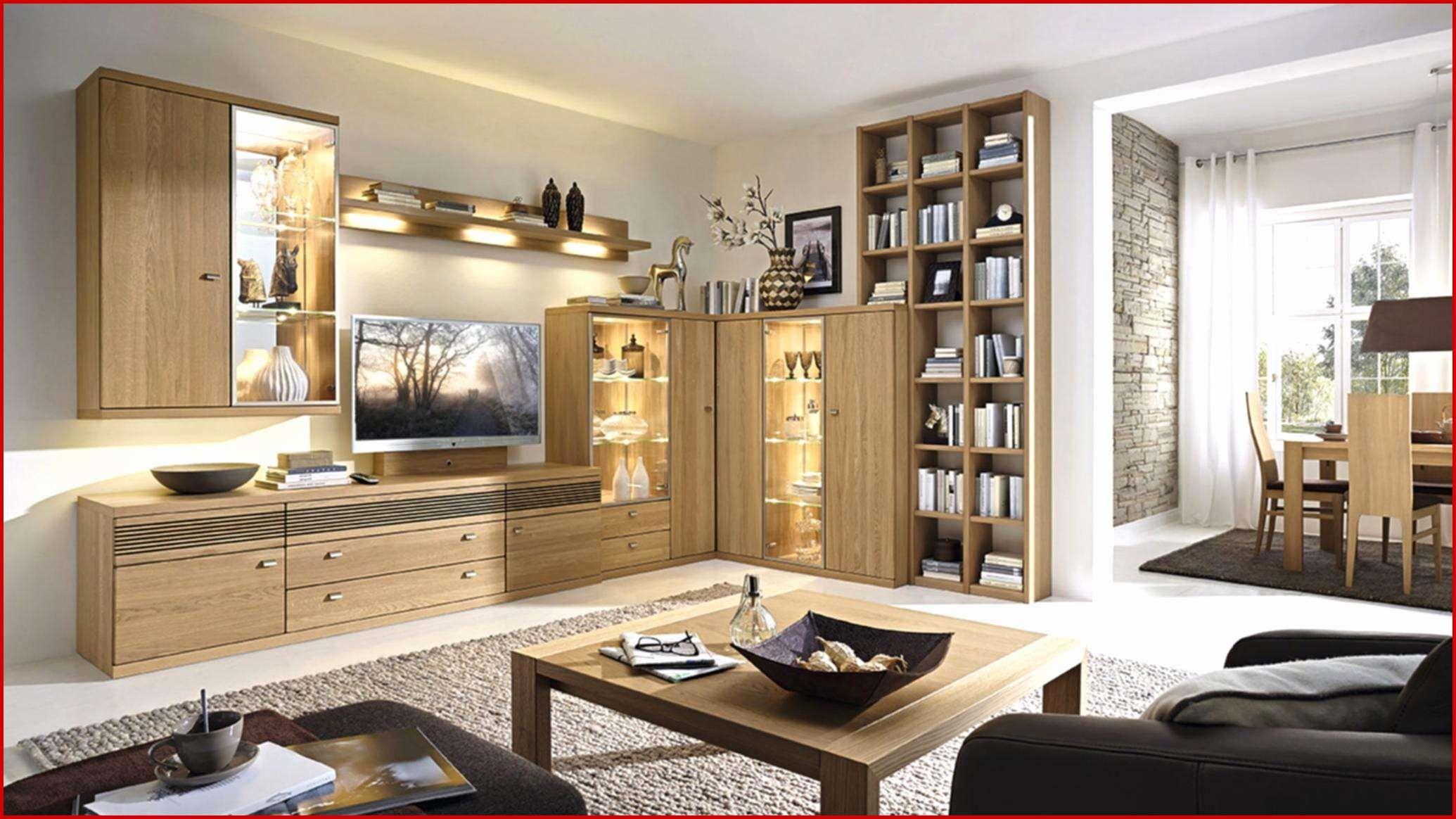 Wohnwand Modern Eiche Wohnwand Ecke Eck Wohnwand Modern Schon Eck Wohnwand In 2020 Home Home Decor Furniture
