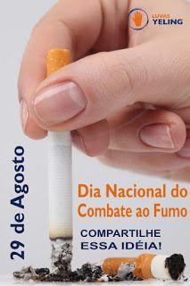 INFORMATIVO GERAL: Dia nacional de combate ao fumo 2016