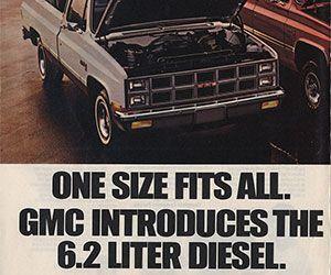 6 2l Gm Detroit Diesel Specs Amp Information Detroit Diesel Diesel Cool Trucks