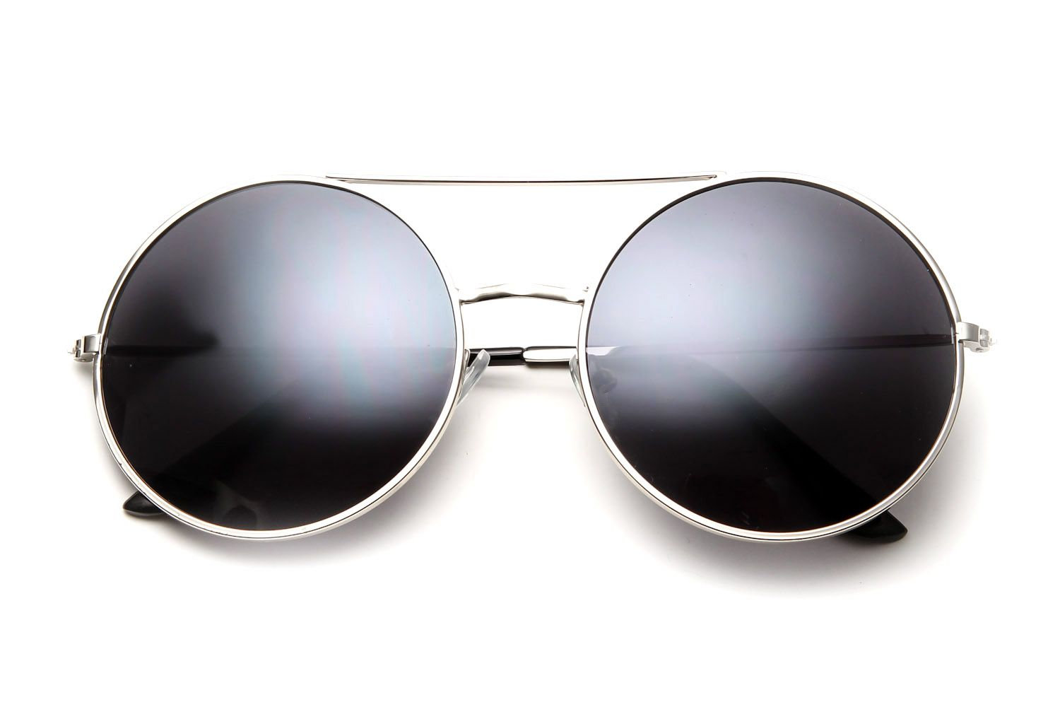 2f8dedf9253 80 s - perfectly round metal aviator sunglasses (more colors) - 80 s ...
