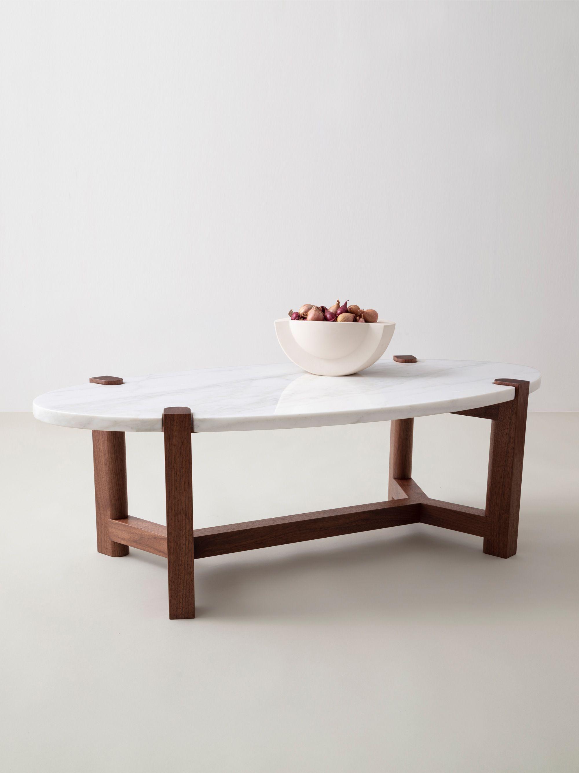 Pierce Coffee Table By David Gaynor Design Coffee Table Table Walnut Coffee Table