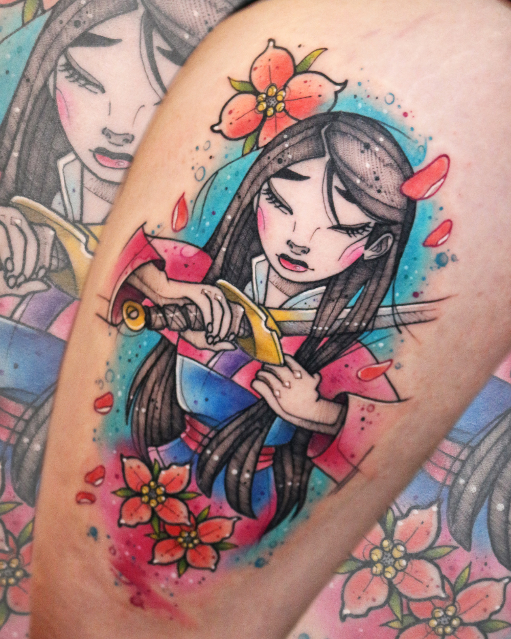 Comics, Geek, Nerd e Otaku: As tatuagens inspiradas nos personagens de quadrinhos, mangás e animes! - Blog Tattoo2me