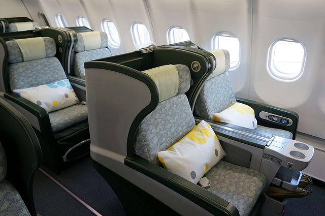 43a44911f EVA Airways Business Class Seats | Hello Kitty | Business class, Air ...