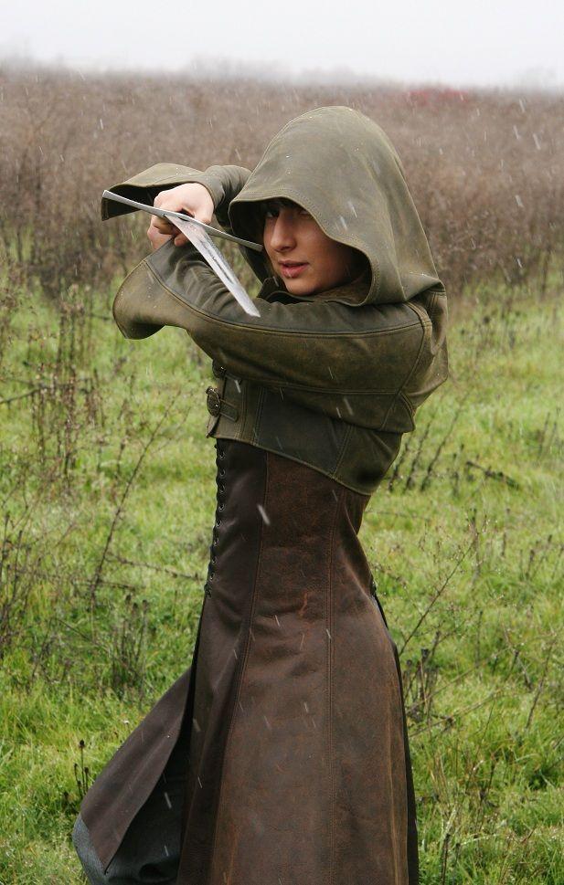Archers Dress by megatokyo-girl.deviantart.com on ...