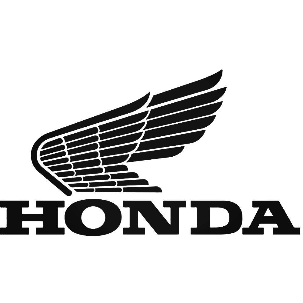 Honda Logo Retro Links Decal Sticker 2 BallzBeatz Com