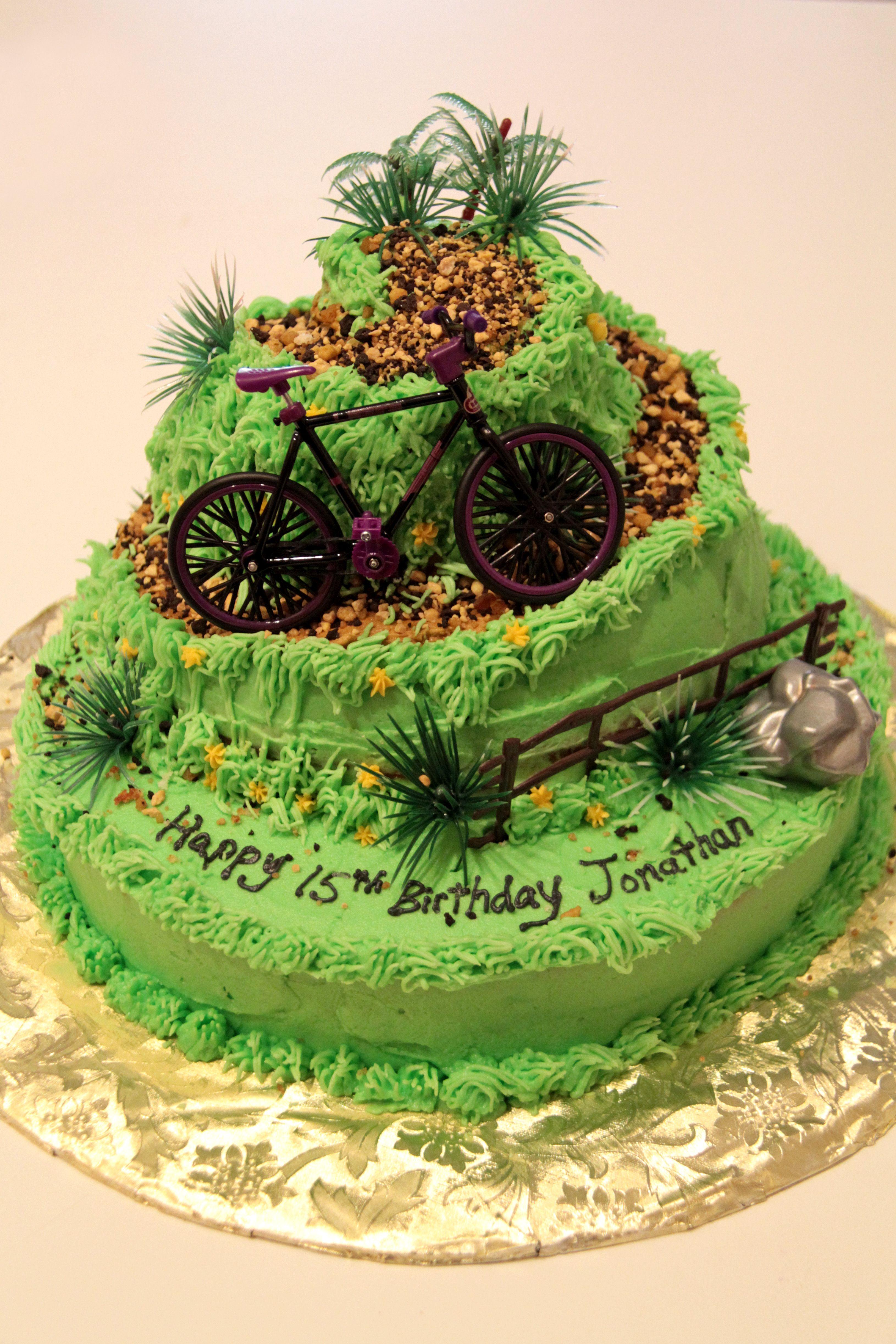 Mountain Bike Cake 2013 Bike Cakes Mountain Bike Cake