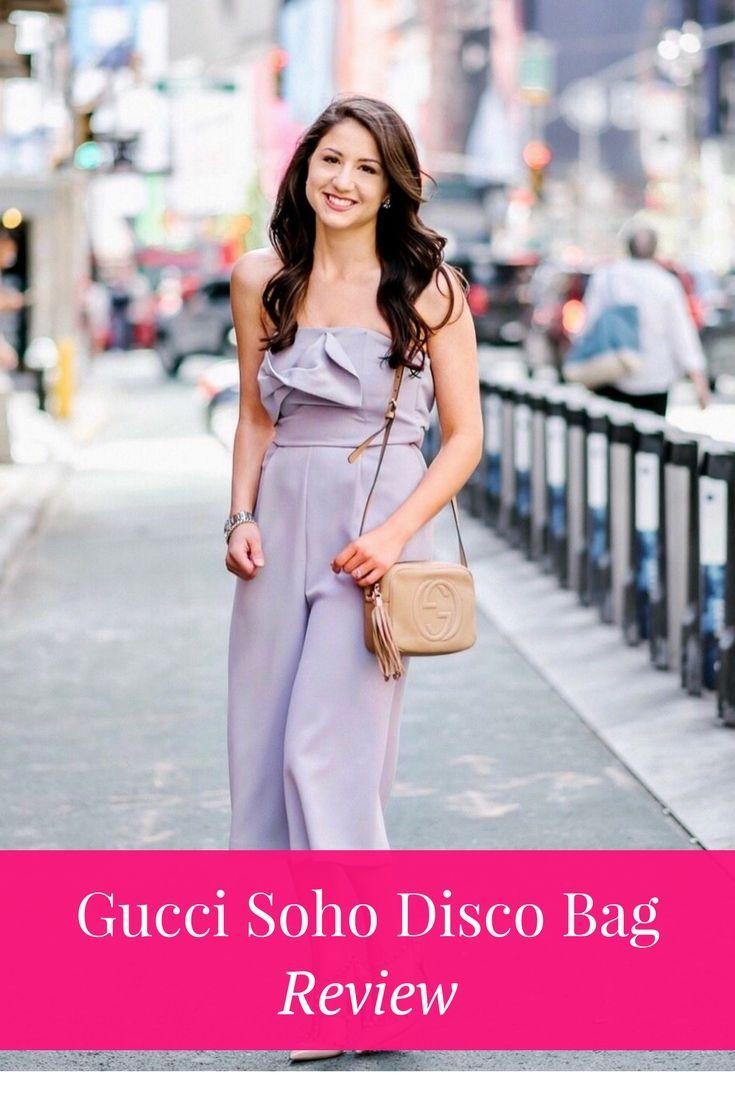 9611e71e6037 Gucci Soho Disco Bag Review