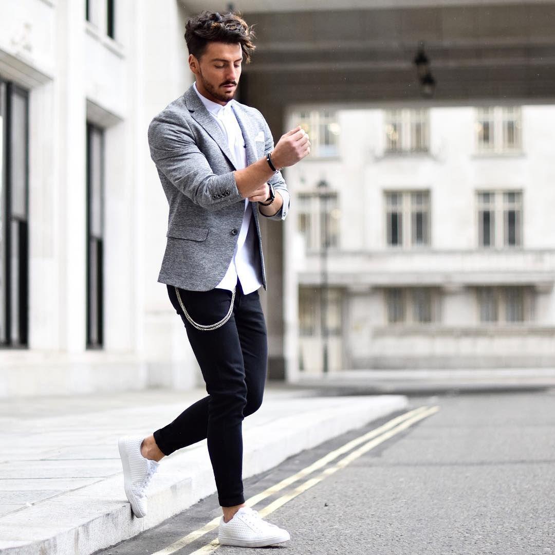 Outfit hombre casual juvenil