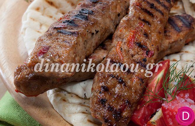 Κεμπάπ πικάντικα | Dina Nikolaou