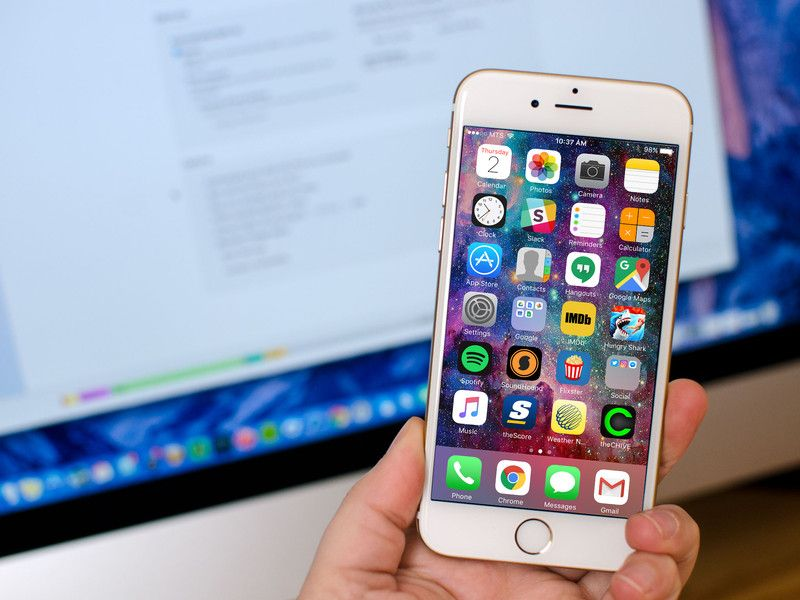 How to use iTunes Wi-Fi Sync with iPhone and iPad | iMore