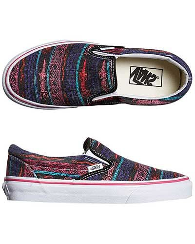 e8f0f57775 tenis slip on feminino vans estampado | Shoes | Tênis slip on, Tenis ...