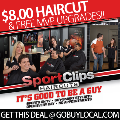 8 Sport Clips Varsity Haircut Or Free Mvp Upgrade With This Deal Http Bit Ly Sportclips Plymouth Sport Clips Haircuts Sports Clips Sports