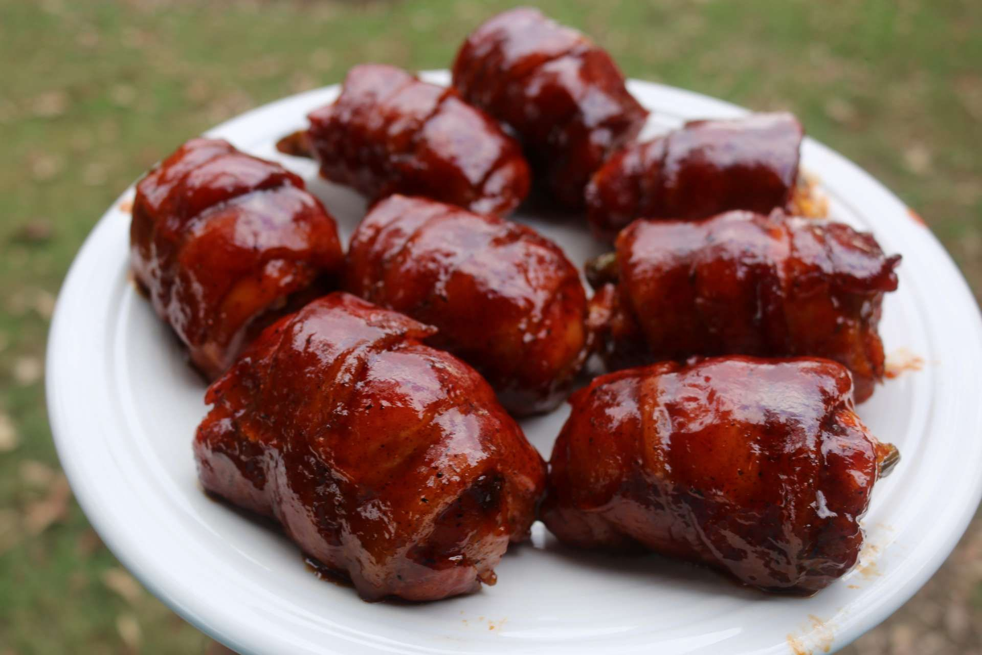 Bacon Wrapped Jalapeno Chicken Thighs Bacon Wrapped Jalapenos Bacon Wrapped Chicken Thighs