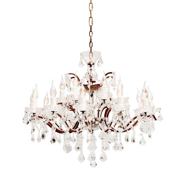 timothy oulton crystal chandelier small # 24